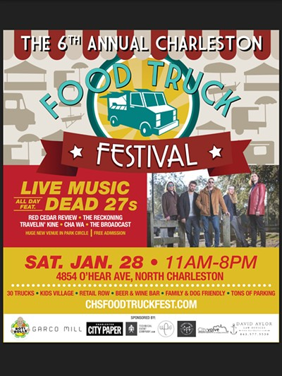 Charleston Food Truck Festival
