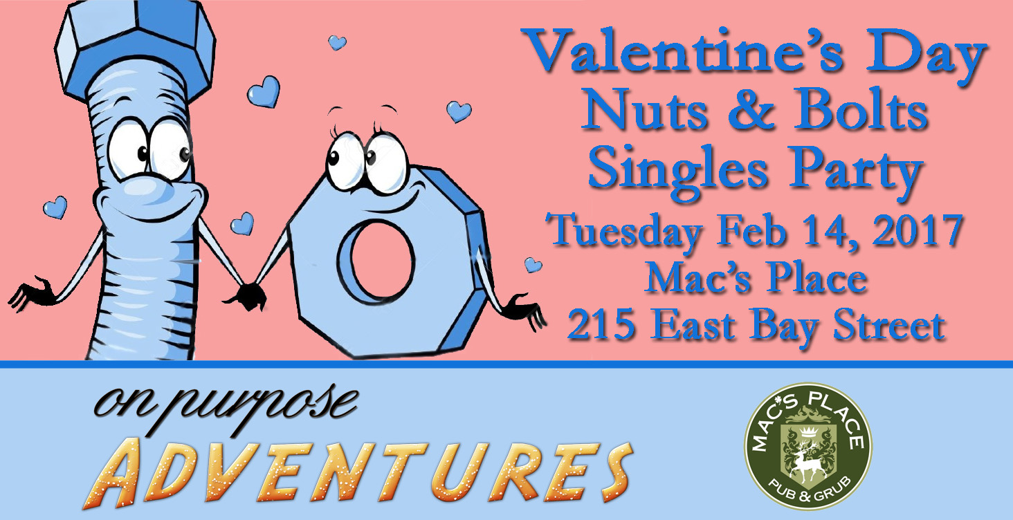 valentines day nuts bolts singles party tickets downtown charleston charleston sc tue feb 14 2017 from 730pm 1030pm charleston city paper