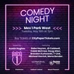 Comedy+Night+at+Mex1+Park+West