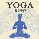 Yoga+on+the+Dock